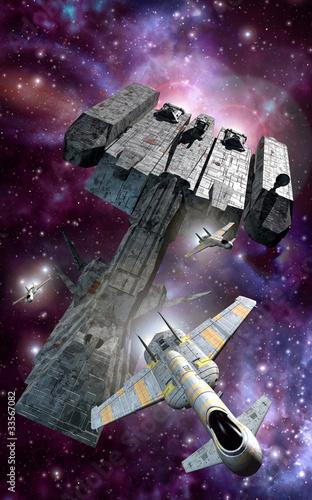eskortowac-statki-kosmiczne