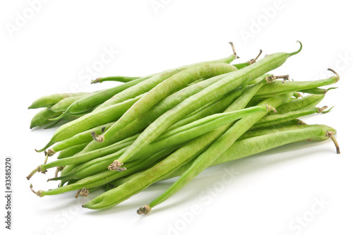 Fototapeta French green bean obraz