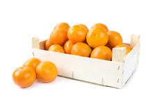 Clementinen In Kiste