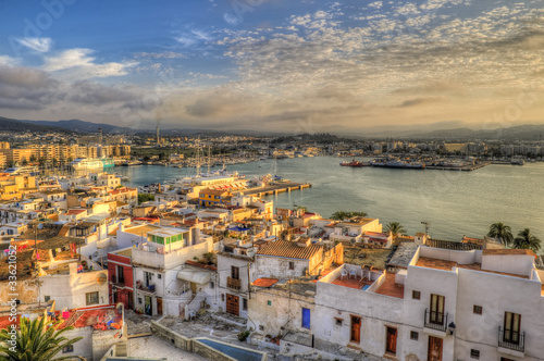 Ibiza - eivissa - cidad