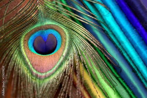 Farben aus der Natur Fototapet