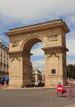 Porte Guillaume 18e Siècle (dijon France)