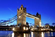 Evening Tower Bridge, London, GB