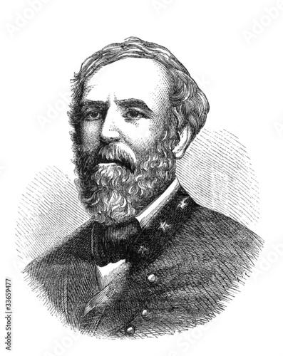 Obraz na plátně  General Lee