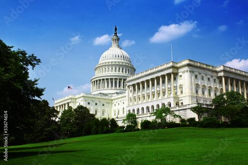 Valokuva  Washington DC Capitol