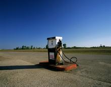 Gas Station Alone