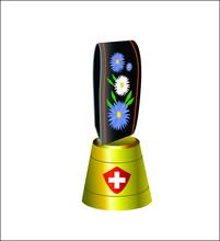 Switzerland Souvenir Bell