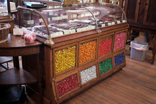 Candy Counter Old Candy Store