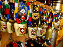 Cowbell, Souvenir Of Switzerland