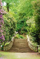 FototapetaAnne Boleyn garden hever castle england