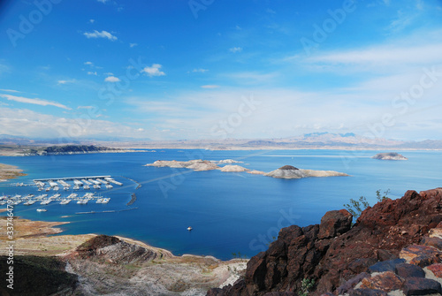 Lake Mead panorama Poster