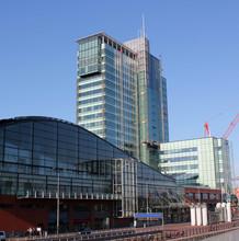 Hochhaus Amsterdam