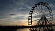 Riesenrad am Rhein
