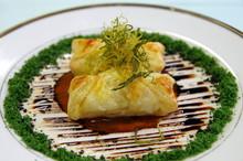 フレンチ・白身魚のパイ包み