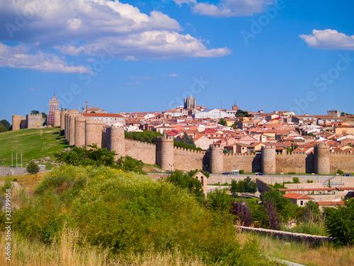 ancient Avila, Spain