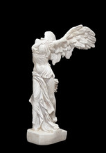 Winged Victory Of Samothrace S...