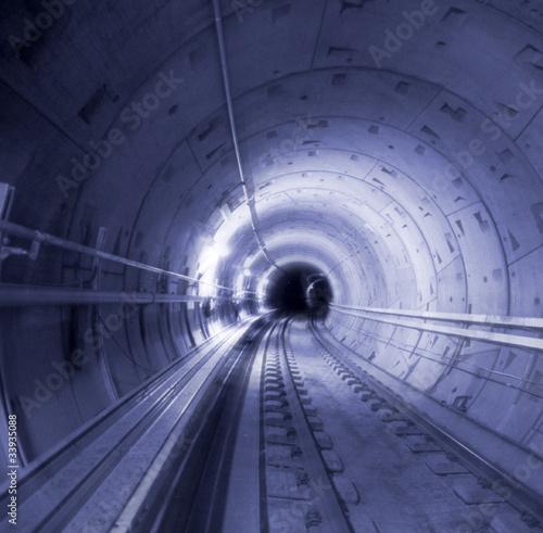 Papiers peints Tunnel underground tunnel
