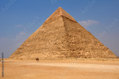 Tuinposter Egypte The great pyramids