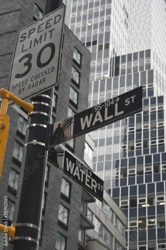 nowy-jork-wall-street