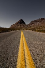 Route 66 Bei Oatman, AZ