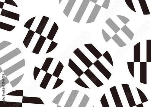 Obrazy abstrakcyjne wzor-graficzny