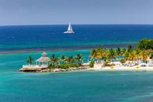Caribbean Inlet To Ocho Rios, ...