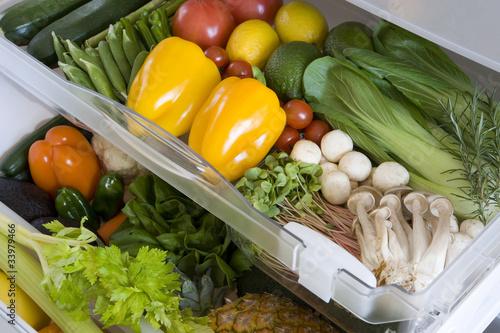 Fotografía  冷蔵庫の野菜室