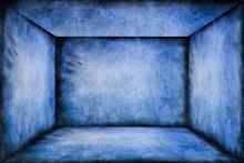 Interno Grunge Blu