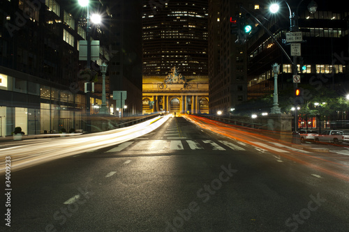 Fotografía Grand central station New york