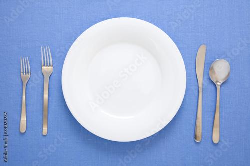 Fotografía  洋食器のテーブルマナー