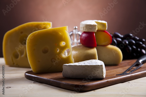 Poster Dairy products Cheese composition