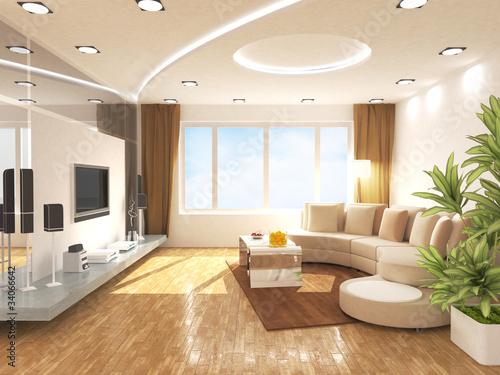 Fotografía  Living room