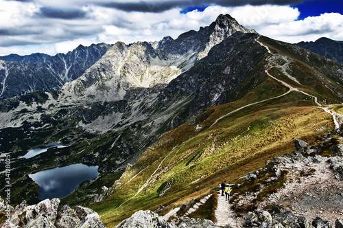 Photo  Tatry - Kasprowy Wierch View