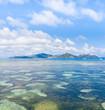 Paradise Sunlight Water