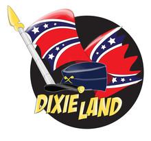 Bandiera Dixieland