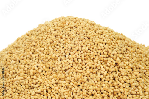 soy lecithin granules Canvas-taulu
