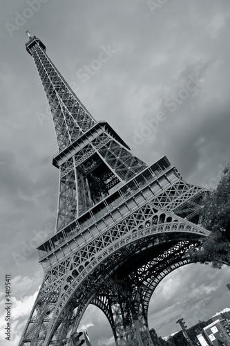 Torre Eiffel, Paris, Francia #34195411