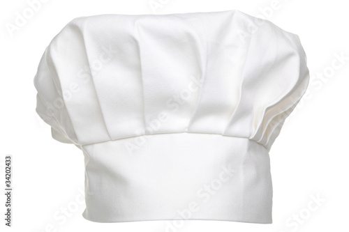 Photo Chefs hat isolated