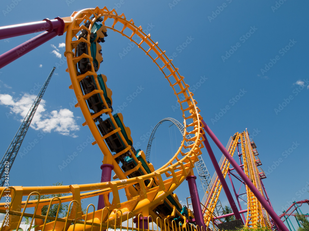 roller coaster description essay Roller coaster and train essay studying physics, there are few more exhilarating classrooms than a roller coaster roller coasters are driven almost entirely by basic inertial, gravitational and centripetal forces, all manipulated in the service of a great ride.