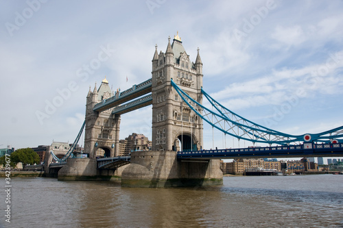 Foto op Canvas Londen Tower bridge