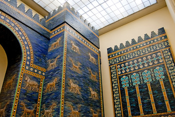 Panel Szklany Berlin Ishtar gate