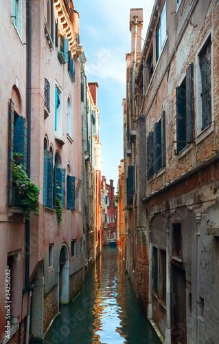Aluminium Prints Venice Venice view