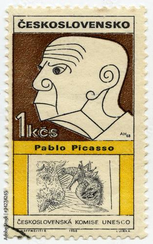 Fotografía  Pablo Picasso
