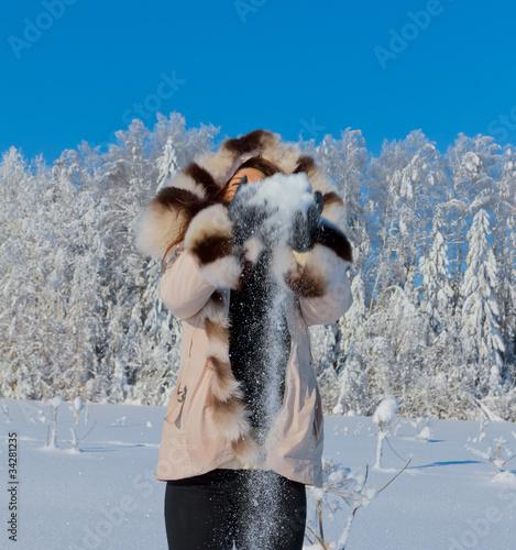 Photographie  Let it snow!