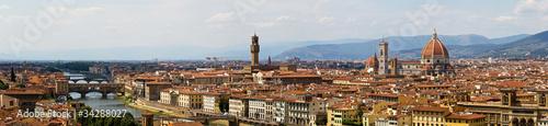 Fotobehang Florence Florenz