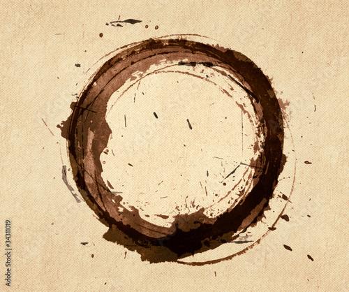 Fotografie, Obraz  painted frame