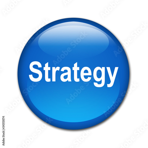 Boton brillante Strategy Wallpaper Mural