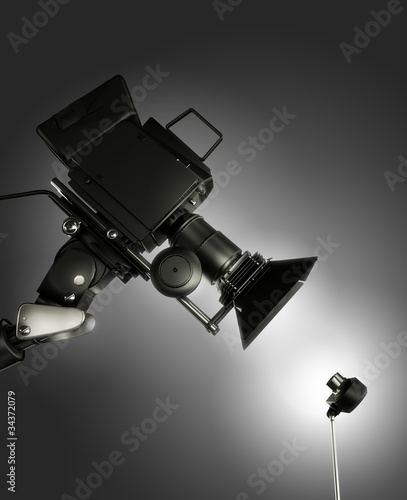 Fotomural Conceptual Cameras