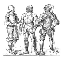 Chivalry Middle Ages