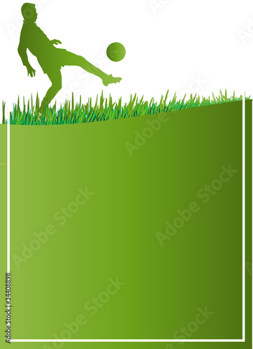 Fussball Plakat Buy This Stock Vector And Explore Similar